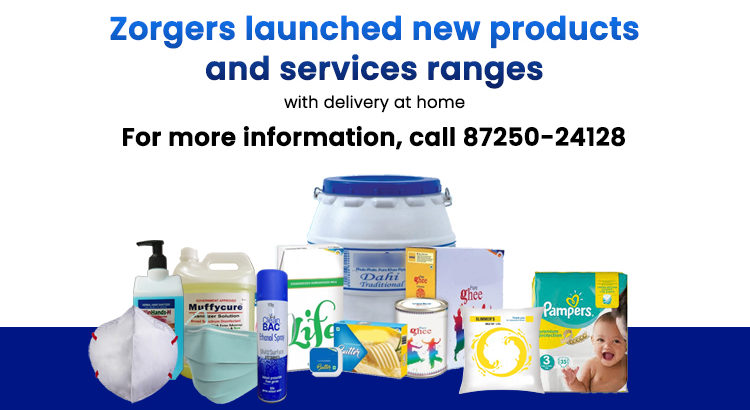 Zorgers Launched New Products and Services
